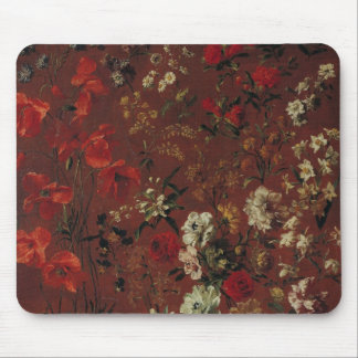 Study of Flowers, 1720 Mouse Pad