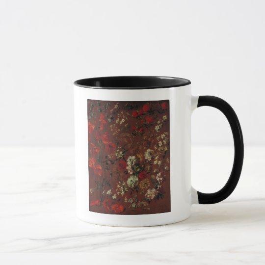 Study of Flowers, 1720 Mug