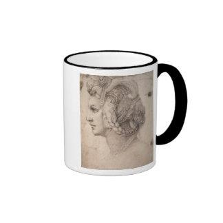 Study of Head Ringer Coffee Mug