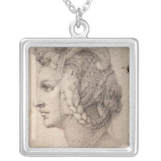 Study of Head Custom Necklace