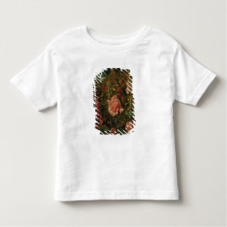 Study of Hollyhocks, c.1826 (oil on board) Toddler T-shirt