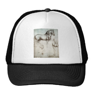 Study of horses - Leonardo da Vinci Trucker Hat