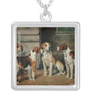 Study of Hounds Custom Necklace