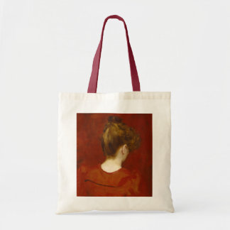 Study of Lilia, 1887 (oil on canvas) Tote Bag
