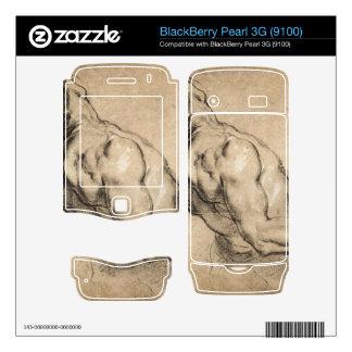 Study of man's torso by Paul Rubens Skins For BlackBerry
