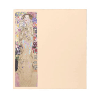 Study of Maria Munk Notepad