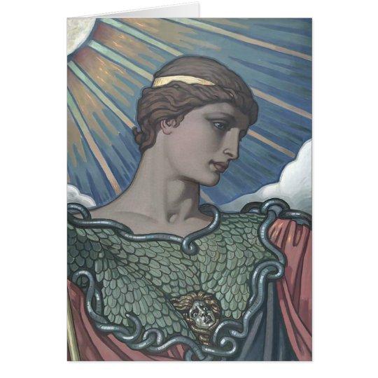 Study of Minerva Card