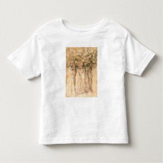 Study of Mourning Women Toddler T-shirt