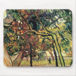 Study of Pine Trees Vincent van Gogh Mouse Pad