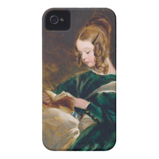 Study of Rachel Russell by Edwin Henry Landseer iPhone 4 Cases
