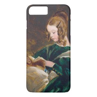 Study of Rachel Russell by Edwin Henry Landseer iPhone 8 Plus/7 Plus Case