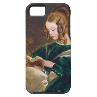 Study of Rachel Russell by Edwin Henry Landseer iPhone SE/5/5s Case