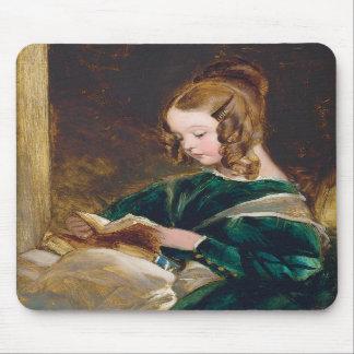 Study of Rachel Russell by Edwin Henry Landseer Mousepads