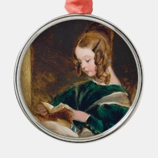 Study of Rachel Russell by Edwin Henry Landseer Ornaments