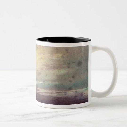 Study of Sunlight Two-Tone Coffee Mug