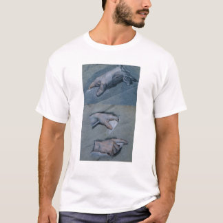 Study of the Hands of a Man T-Shirt