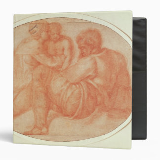 Study of the Holy Family Binder