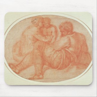 Study of the Holy Family Mouse Pad