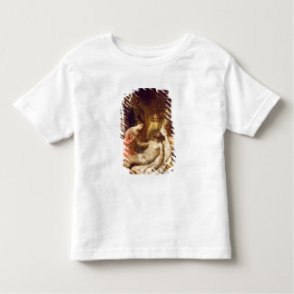 Study of the Lamentation on the Dead Christ (oil o Shirt