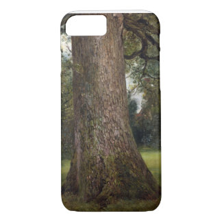 Study of the Trunk of an Elm Tree, c.1821 (oil on iPhone 8/7 Case