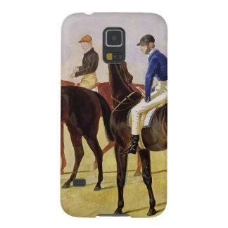 Study of Three Steeplechase Cracks: Allen McDonoug Case For Galaxy S5