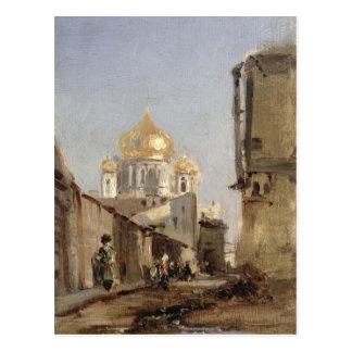 Study of Tobolsk, 1842 Postcard