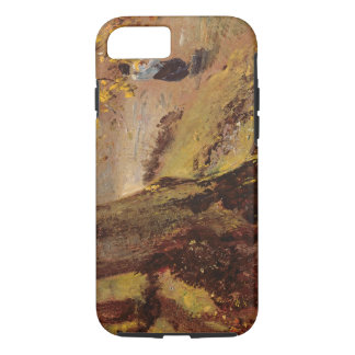 Study of tree trunks iPhone 8/7 case