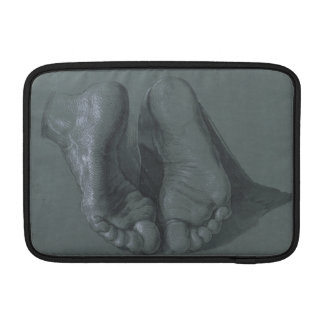 Study of Two Feet by Albrecht Durer Sleeve For MacBook Air