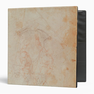 Study of two male figures binder