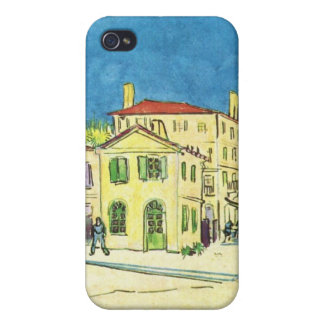 Study on Vincent's House in Arles by van Gogh iPhone 4/4S Cover