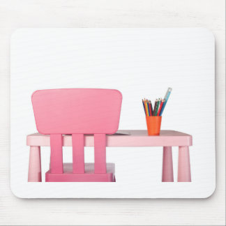 Study time mouse pad