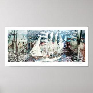 Study XXII / Maritime Series Poster