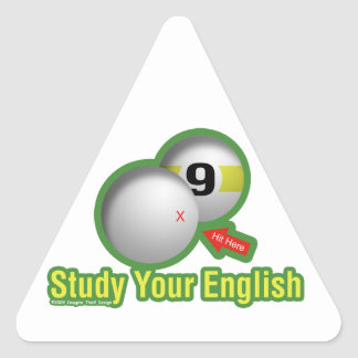 Study Your English Sticker