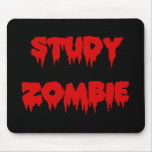 Study Zombie Mouse Pad