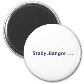 studyatBangor Imán Redondo 5 Cm