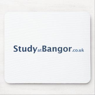 studyatBangor Mouse Pad