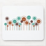 Studying Daisies Mouse Pad