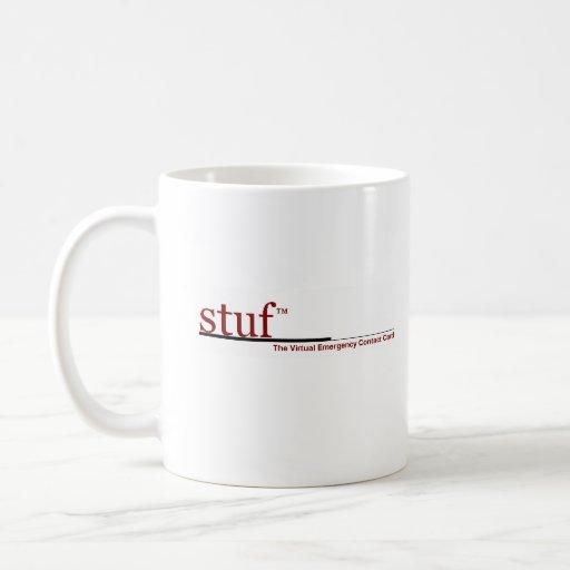 Stuf Coffee Mug