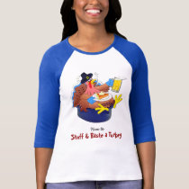 Stuff and Baste a Turkey (Beer) T-Shirt