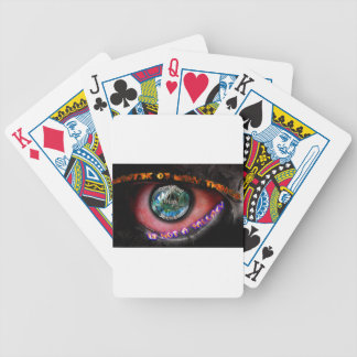 """Stuff by """"Masterofmanythings"""" Bicycle Playing Cards"""