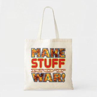 Stuff Make X Budget Tote Bag
