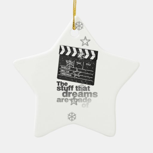 Stuff of Dreams Christmas ornament