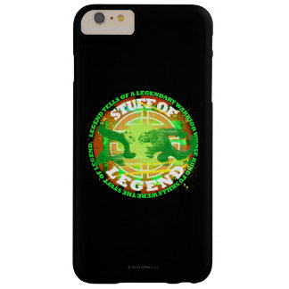 Stuff of Legend Barely There iPhone 6 Plus Case