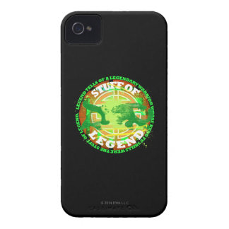 Stuff of Legend iPhone 4 Cover