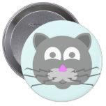 stuff on my cat - kitty cat pins