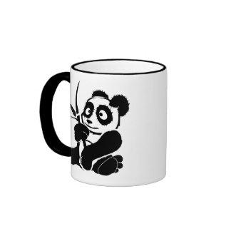 Stuff With Animals Panda Logo Mug