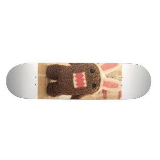 Stuffed Animal Skateboard Deck
