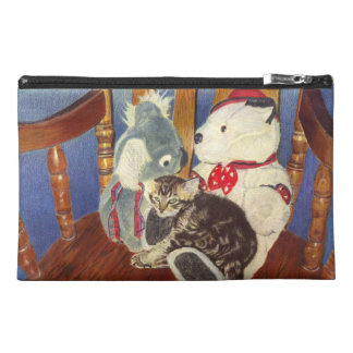 Stuffed Animals & Kitten Travel Bagettes Bag Travel Accessory Bags