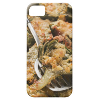 Stuffed artichokes with gratin topping iPhone SE/5/5s case