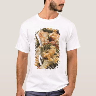 Stuffed artichokes with gratin topping T-Shirt